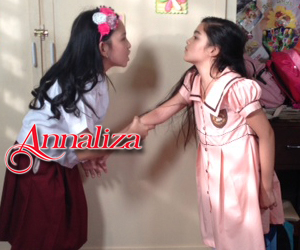 Exclusive action takes from this week's annaliza